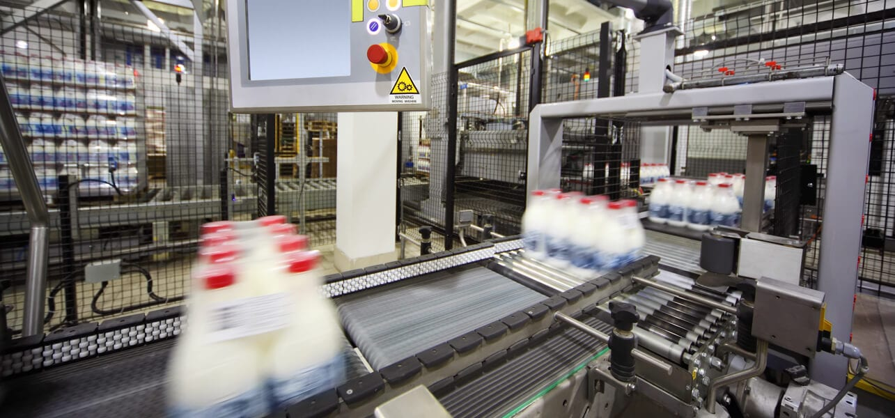Technology in the Food Manufacturing Industry